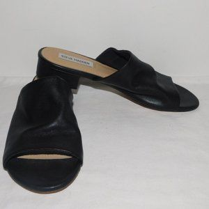 Steve Madden Briele Open Toe Casual Slide Size 7M